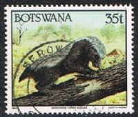 Botswana SG747 1992 Animals 35t good/fine used